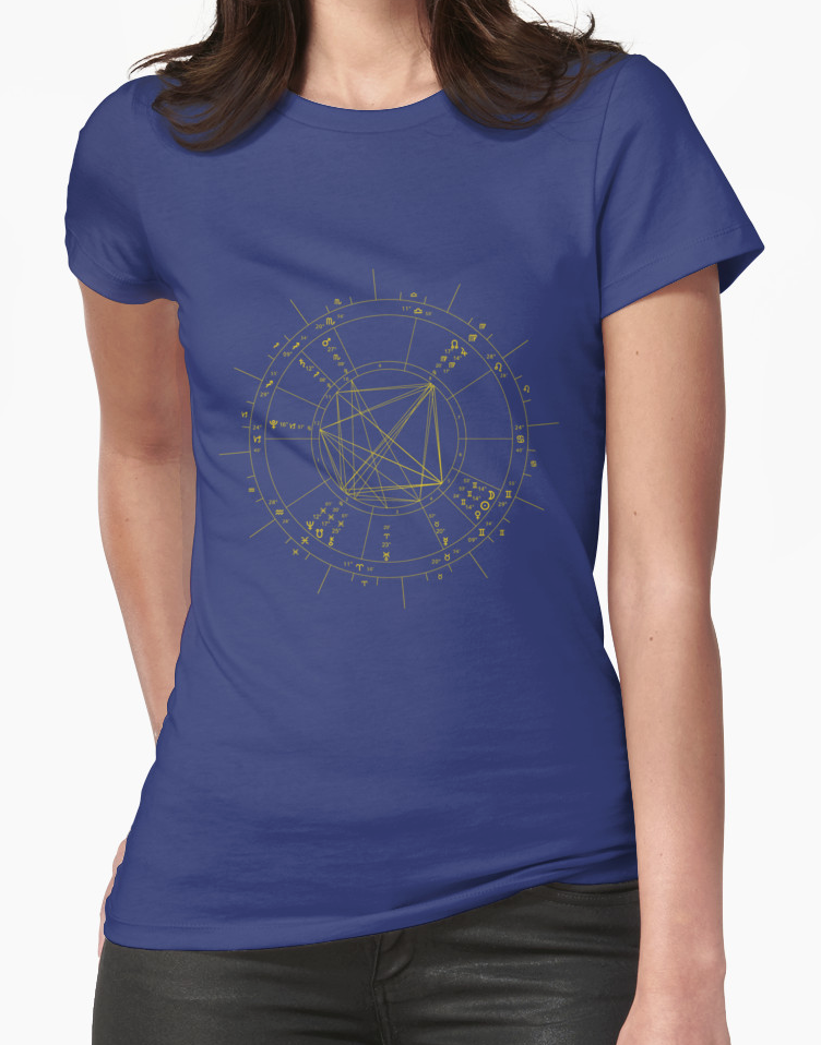Custom Astrological T-shirt