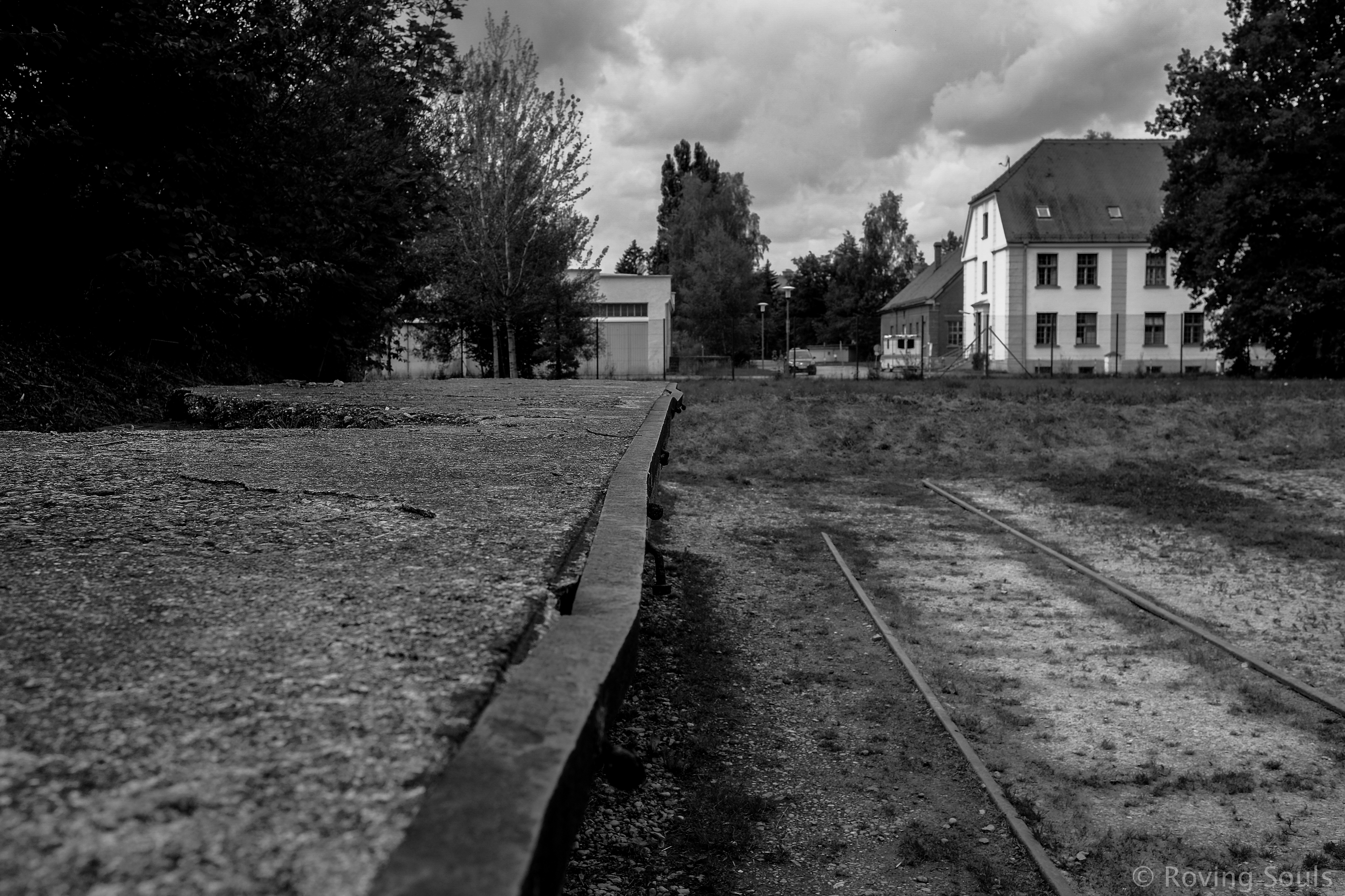 Dachau, Germany August 2016